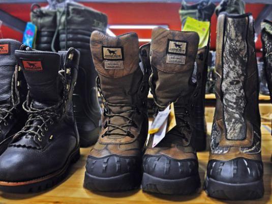 Как подобрать ботинки?