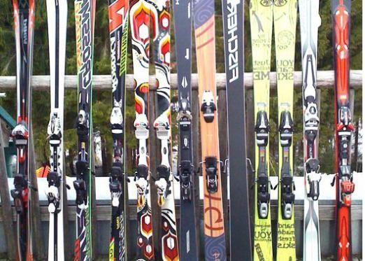 Как подобрать лыжи по росту?