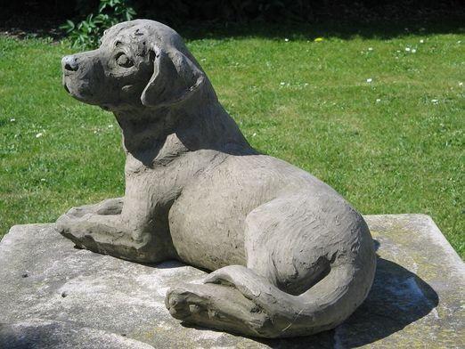 Как похоронить собаку?