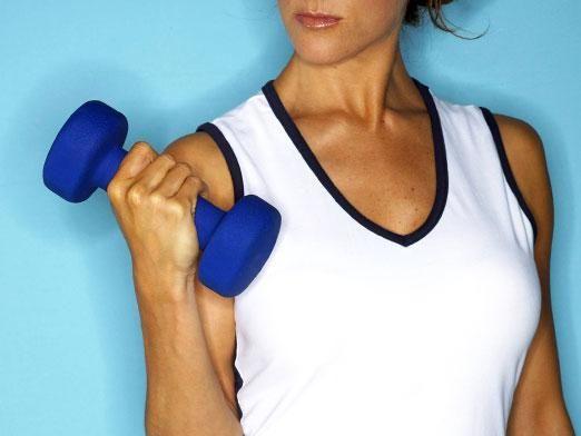 Как похудеть в руках?
