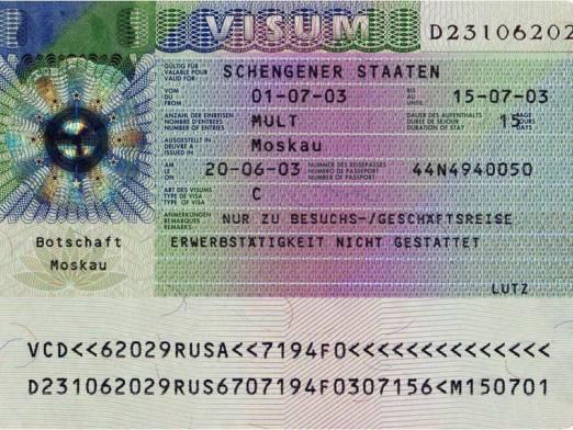 Як отримати візу в Чехію?