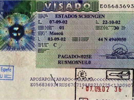 Як отримати візу в Іспанію?