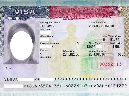 Як отримати візу в США?