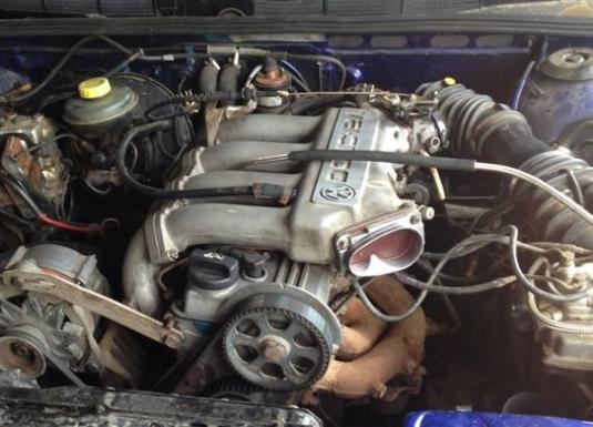 Як поставити двигун?