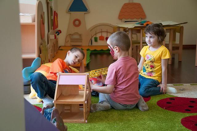 як поставити дитину на чергу в дитячий сад