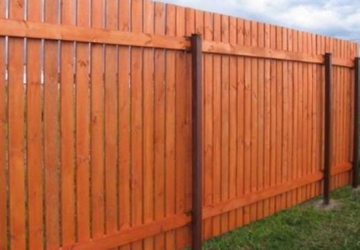 Как поставить забор?