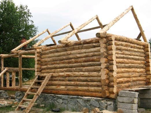 Как построить баню?