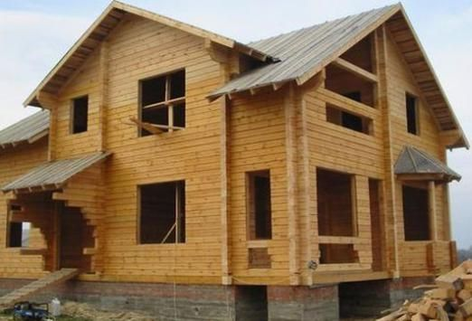 Как построить частный дом?