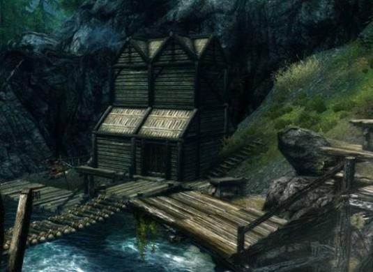 Как построить дом в скайриме?