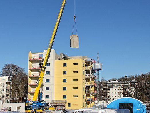 Как построить здание?
