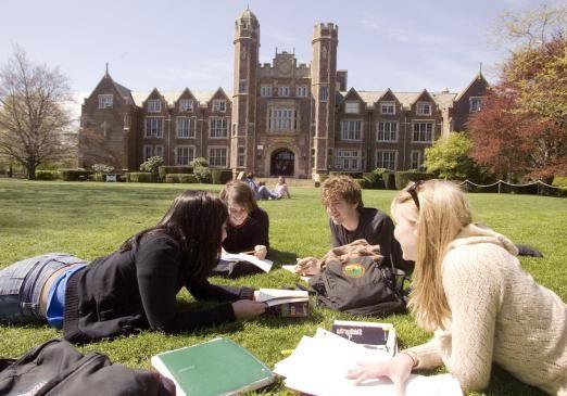 Як вступити вчитися в США?