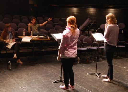 Як вчинити в театральне училище, ВНЗ або інститут?