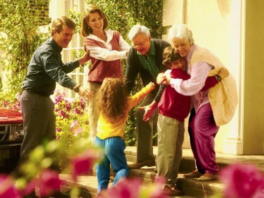 Як привітати дідуся?
