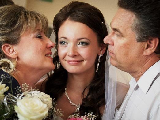 Как поздравить дочь?