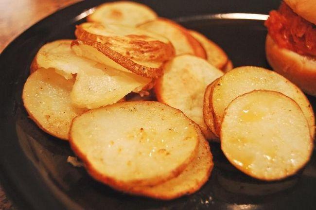 смачно посмажити картоплю