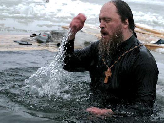 Как правильно креститься православным?