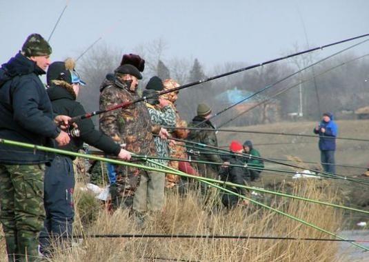 Как правильно ловить рыбу?
