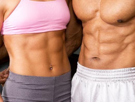Как правильно накачать мышцы?