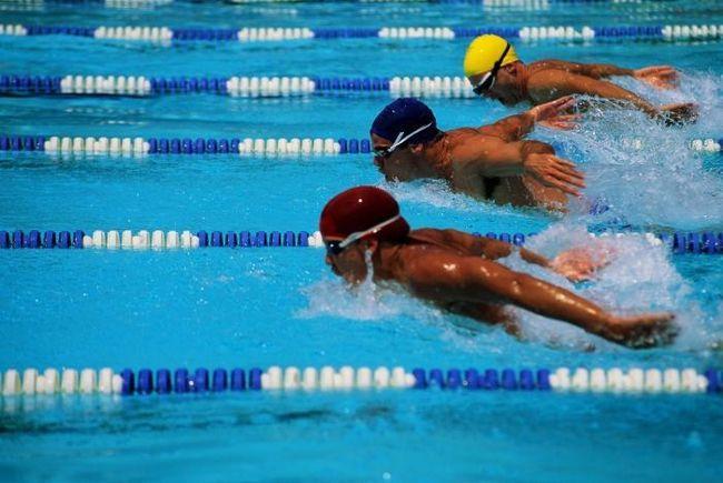 як правильно плавати