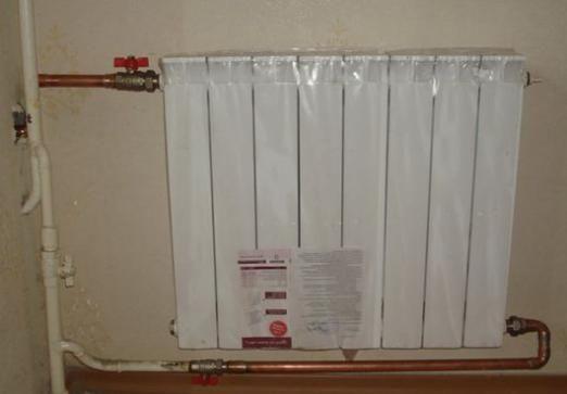 Как правильно подключить отопление?