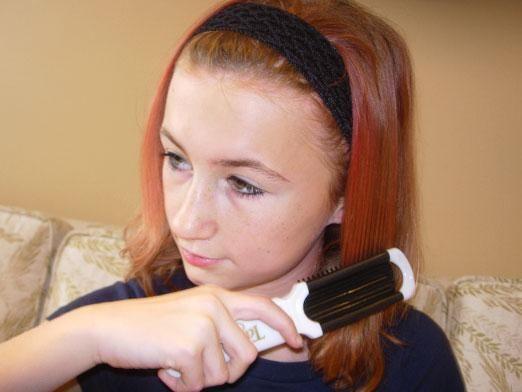 Как правильно укладывать волосы?