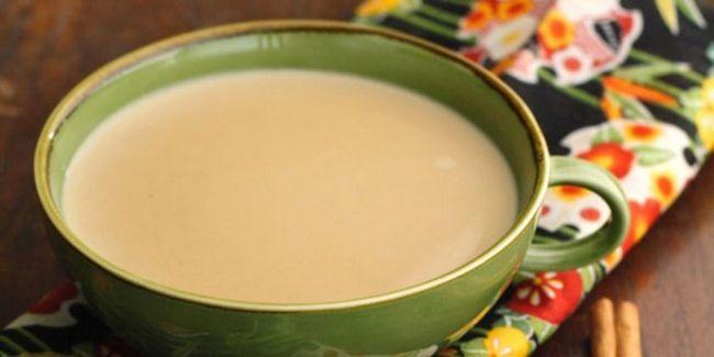 Пуер на молоці
