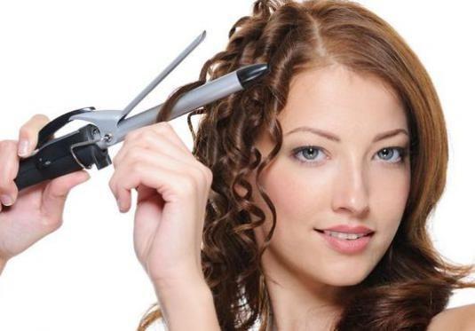 Как правильно завивать волосы?