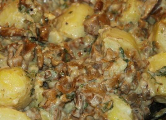 Як приготувати картоплю на сковороді?