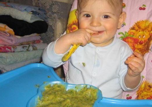 Как приготовить овощное пюре ребенку?