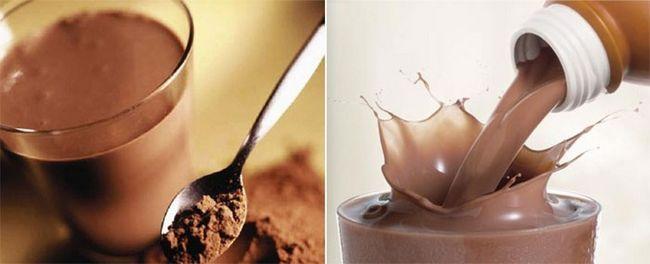 Протеїновий напій з какао легко приготувати вдома
