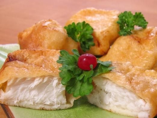 Как приготовить рыбу в кляре?