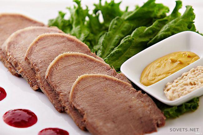 Как приготовить свиной язык