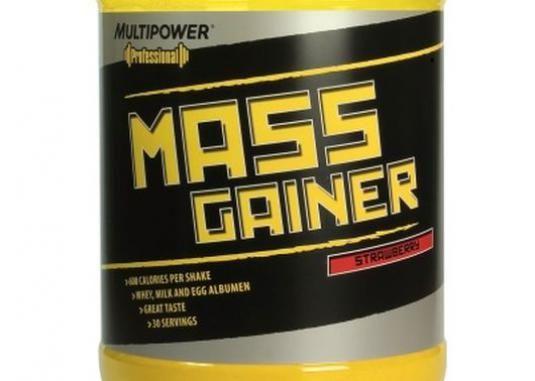 Как принимать mass gainer?