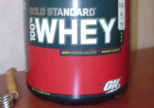 Как принимать whey protein?