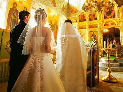 Как проходит венчание?