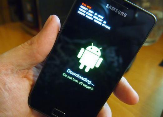 Как прошить телефон samsung galaxy?