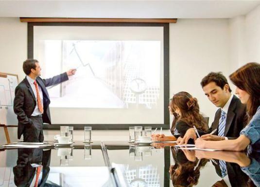 Как провести презентацию?