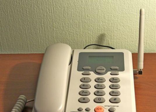 Как провести телефон?