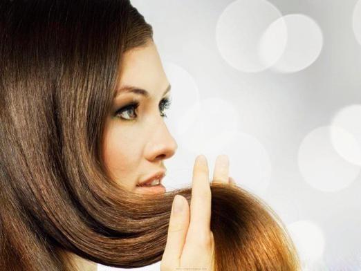 Как распустить волосы?