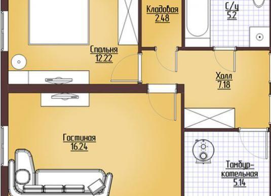 Как рассчитать площадь дома?