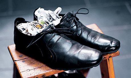 як можна розтягнути взуття