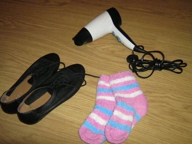 розтяжка взуття в домашніх умовах