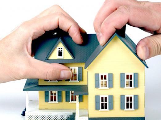 Как разделить дом?
