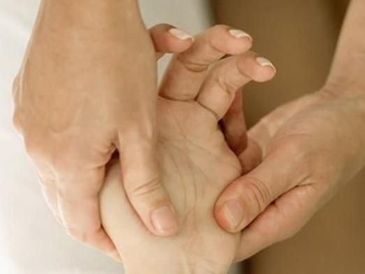 Как разработать руку?