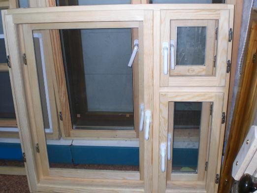 Как сделать деревянное окно?