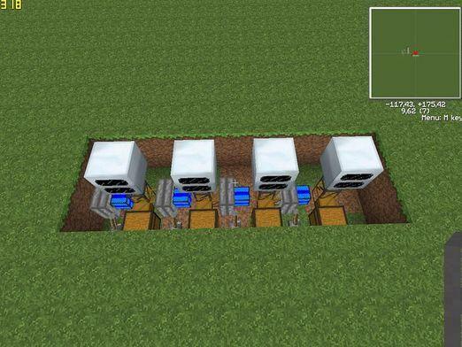 Как сделать генератор материи?