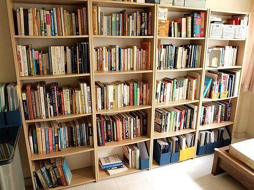 Як зробити книжкову полицю?