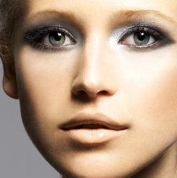 макіяж для сірих очей