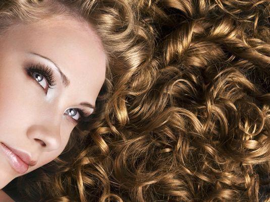 Как сделать кудрявые волосы?