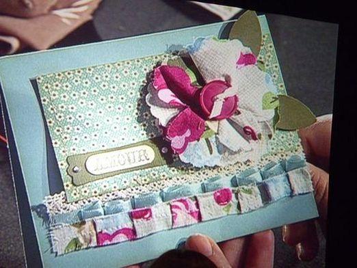 Как сделать объемную открытку?
